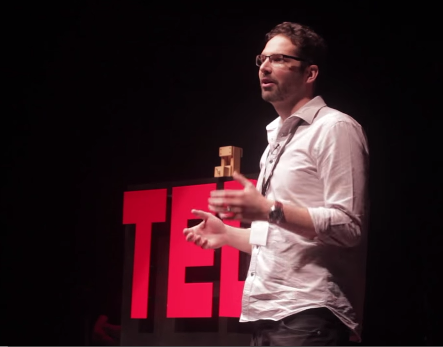 'Why Machiavelli would love school councils' Asher at Tedx Tottenham